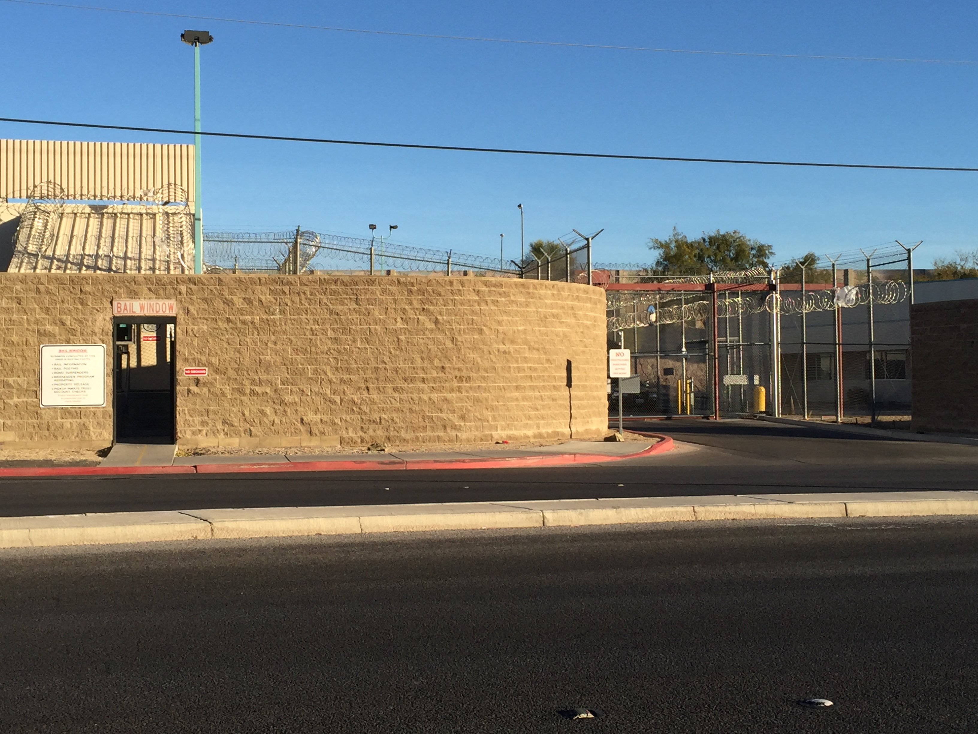 Detention Center and Jail in Las Vegas