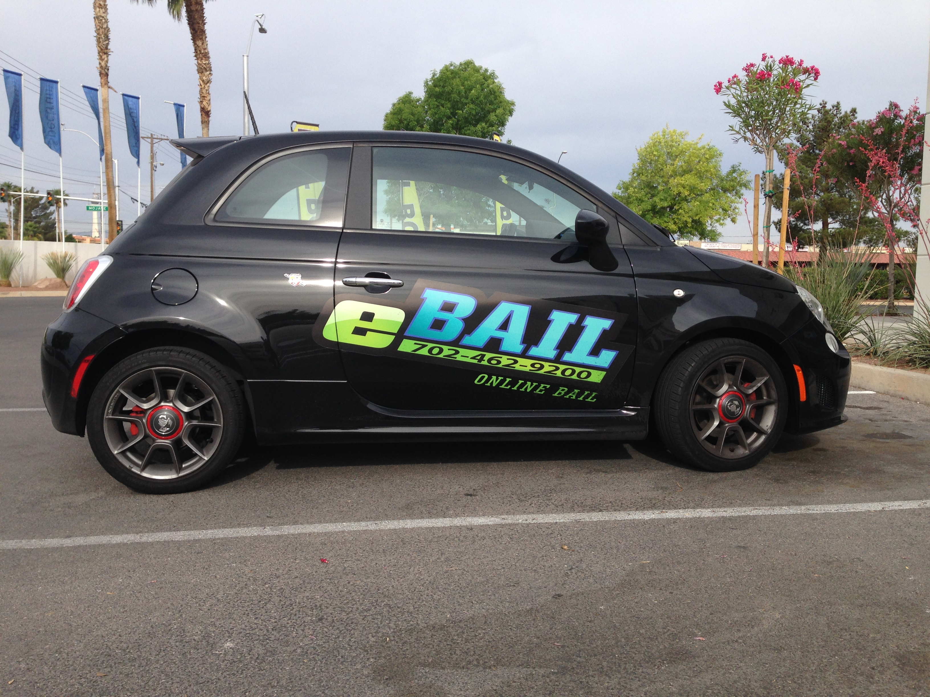 Bail Bonds in Las Vegas
